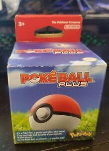 Nintendo Pokemon Poke Ball Plus (Switch, 2018)