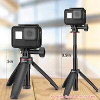 MT-09 Selfie Stick Monopod Extend Vlog Mini Tripod Stand for Go-pro 8 7 6 5 I0V8
