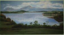 Original Oil Painting Irish Art BANTRY BAY, COUNTY CORK, IRELAND by L OFFICER