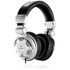 Behringer Headphones High Definition DJ Studio Earphones Head Ear Phones Stereo