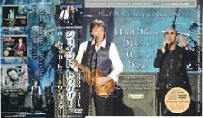 Paul McCartney & Ringo Starr / And Then There Were Two / 2CD+1DVD With OBI STRIP