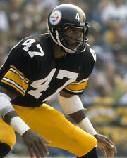 Pittsburgh Steelers MEL BLOUNT Glossy 8x10 Photo NFL Football Print Poster