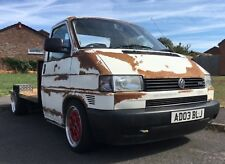 VW T4 transporter Pickup 2.5 tdi 2003 May P/X T4 Van not Doka 120,000 S/History