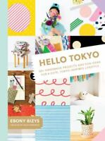 Craft Book - HELLO TOKYO Lifestyle Handmade Projects And Fun Ideas - Paperback