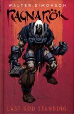 RAGNAROK VOL #1 LAST GOD STANDING HARDCOVER Simonson IDW Fantasy Comics HC