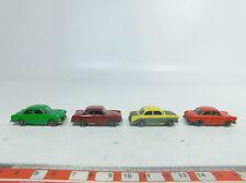 aj993-0,5 #4x WIKING H0 (1:87) Modelli VW 1500+1600 NUOVO VERNICIATA