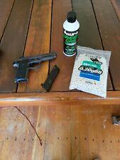 KJW Full Metal M9 Government Airsoft Gas Blowback Pistol