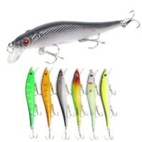 Ideal For Bass and Pike Fishing Samson Lures Slim Minnow Fishing Lure