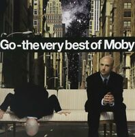 MOBY - GO : THE VERY BEST OF MOBY ~  90's ELECTRONICA / AMBIENT *NEW*