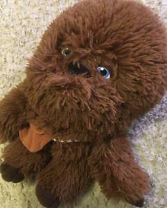 Star Wars Chewbacca Special Plush Doll Stuffed Toy SEGA Prize Japan