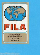 MUNCHEN/MONACO '72-PANINI-Figurina/Stemma n.66- LOTTA  -Rec
