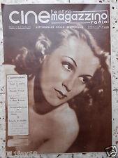 cine magazzino teatro radio cinema nino taranto italian magazine film magazines