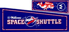 SPACE SHUTTLE Pinball Machine Stencil Kit LICENSED