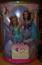 Barbie Doll Dancing Sisters Isla & Hadley Brand New