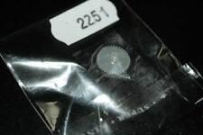 GEAR INGRANAGGIO AVANZAMENTO LENTE + FERMO PER PSP 1004 - RICAMBIO USATO EC1
