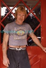 Chuck Norris  35MM SLIDE TRANSPARENCY 7882 PRESS KIT PHOTO