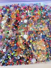 Wholesale Lot Fancy Assorted Mix of Colorful Beads- 1 lb One Pound Jewelry Craft