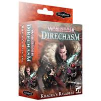 Khagra's Ravagers - Warhammer Underworlds: Direchasm - Brand New! 110-99