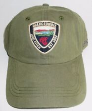 MENS ABERCROMBIE & FITCH GREEN ADJUSTABLE  HAT CAP ONE SIZE