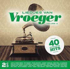CD LIEDJES VAN VROEGER VOLUME 2 (2CD-BOX * NEW & SEALED !!!)