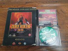 Duke Nukem 3D Premier Collection Boxed Manual - Nuke It & 3D Nightmares PC