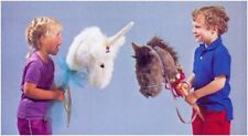 Poney et licorne Hobby chevaux diagramme sewing pattern S10088 (non fini objets)