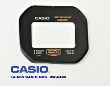 VINTAGE GLASS CASIO DW-6400 NOS