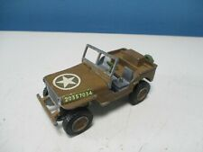 old dinky US jeep