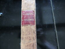 Culpepper Complete Herbal and English Physician Enlarged, 1824, James Scammon