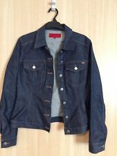 Ladies French Connection FCUK Denim Jacket Size 10