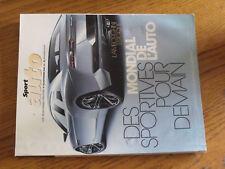 17$$ Revue Sport Auto collector n°562 Sportives Mondial de l'Auto