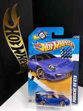 2012 HOT WHEELS RLC FACTORY SEALED ALL STARS BLUE PORSCHE 911 GT2