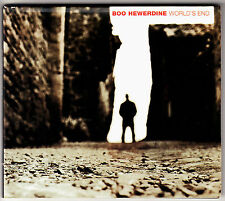 BOO HEWERDINE, Worlds End / One sad cowboy / Another mess of blues