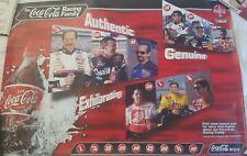 "Nascar The Coca-Cola Racing Family Lamanated 24"" X 36"" Poster 2000"