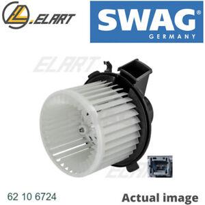 INTERIOR BLOWER FOR PEUGEOT 307/SW/CC/Break/Van NFU 1.6L RFN/RHY/RHS/RFK 2.0L