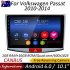 "10.1"" Android 6.0 Quad Core GPS Navi Car Multimedia player For Volkswagen Passat"