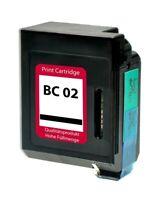 CANON BC-02 RIGENERATA PER CANON Canon BJ 200EX Canon FAX B200S Canon BJ 100