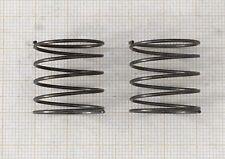 2 x Druckfeder, Länge 20mm - Außen Ø21mm - DrahtØ 1mm
