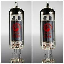 2x EL84 Psvane valvole NUOVE MATCHED, COPPIA DUET tube tubes valve 6BQ5