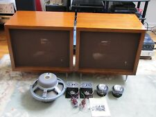 JBL C38. Pair of Vintage JBL C38 2-Way Speakers D131, 075 & N2400