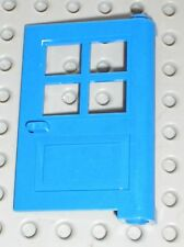 Porte bleue LEGO Blue door 3861 / set 4534 6379 6384 6390 6375 4225  10041 ...