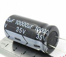 2pcs Electrolytic Capacitors 10000uF 35V +105℃