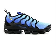 blue and black nike vapormax