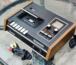 Nakamichi/Wharfedale DC9 Cassette Deck 1972!
