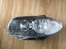 BMW E87 Left Headlight LHD Halogen Not Xenon passenger headlight