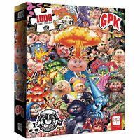 GPK Garbage Pail Kids: Yuck Jigsaw Puzzle 1000 Piece Puzzle - Free Ship!!!