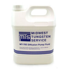 Mt 705 Diffusion Pump Oil One Gallon High Vacuum Dow Corning Equivalent