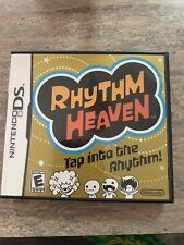 Rhythm Heaven (Nintendo DS, 2009)