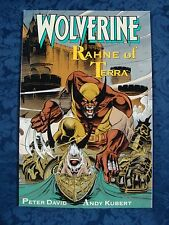 Wolverine: Rahne of Terra (1991) * Marvel Comics *