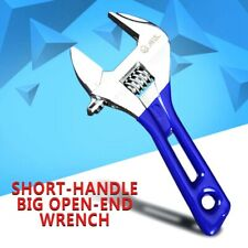 Universal Adjustable Wrench Spanner Small Hand Tools Large Openning